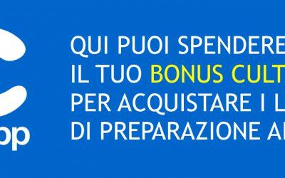 Bonus Cultura – 18app